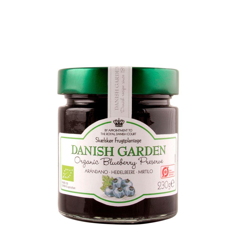 Danish Garden (Organic) Blueberry Preserve