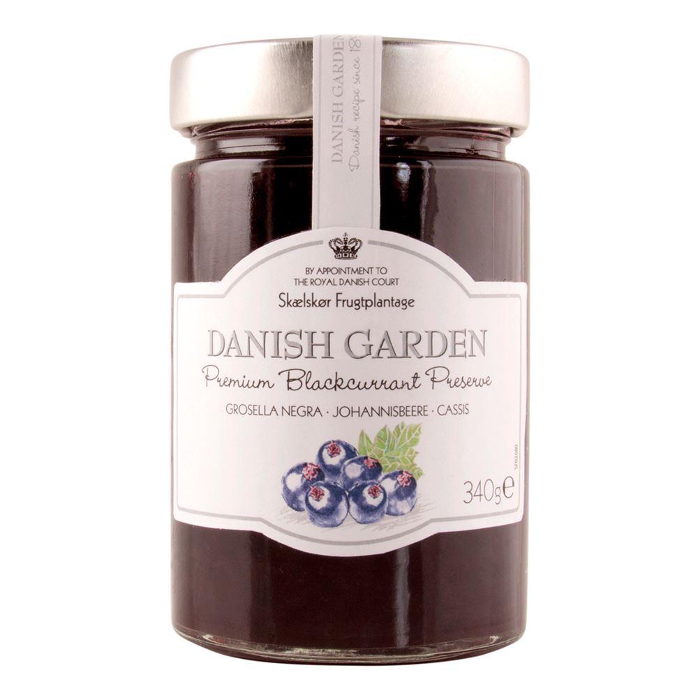 Danish Garden (Premium) Blackcurrant Preserve