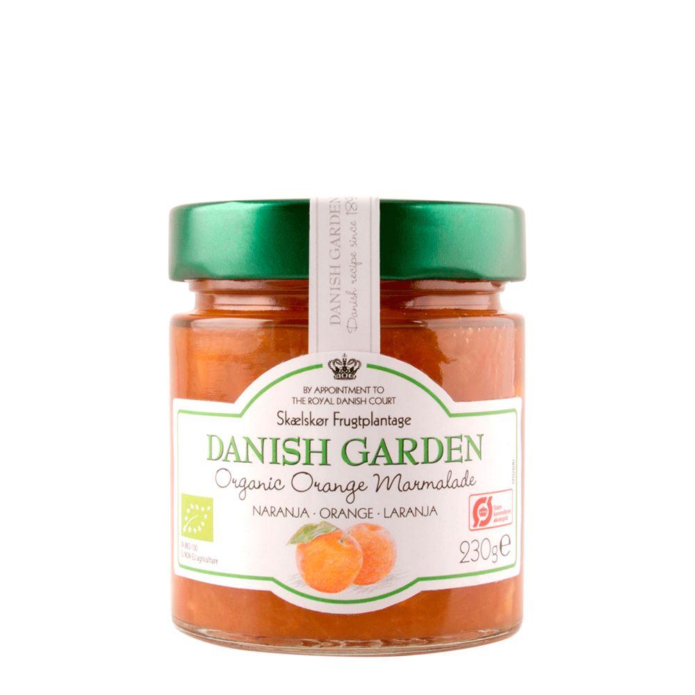 Danish Garden (Organic) Orange Marmalade Preserve