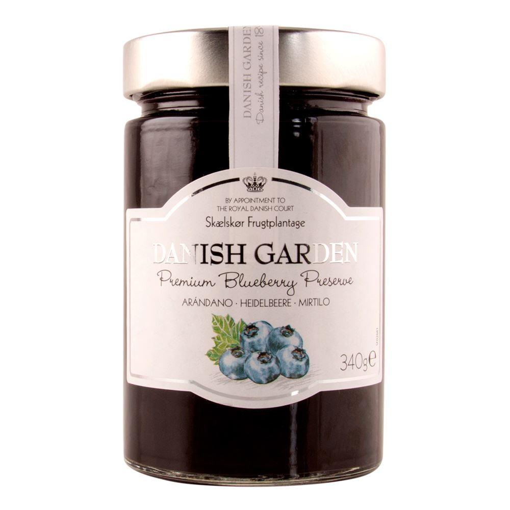 Danish Garden (Premium) Blueberry Preserve