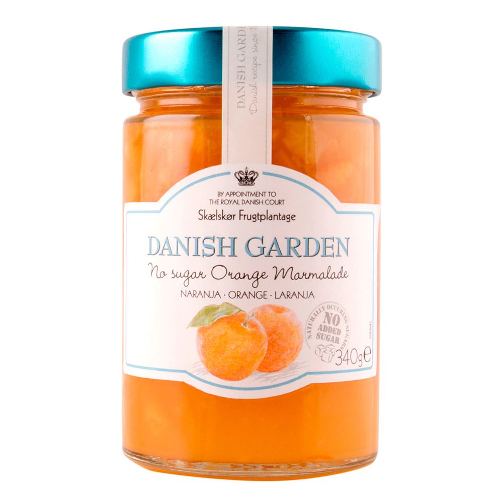 Danish Garden (No Sugar Added) Orange Marmalade Preserve