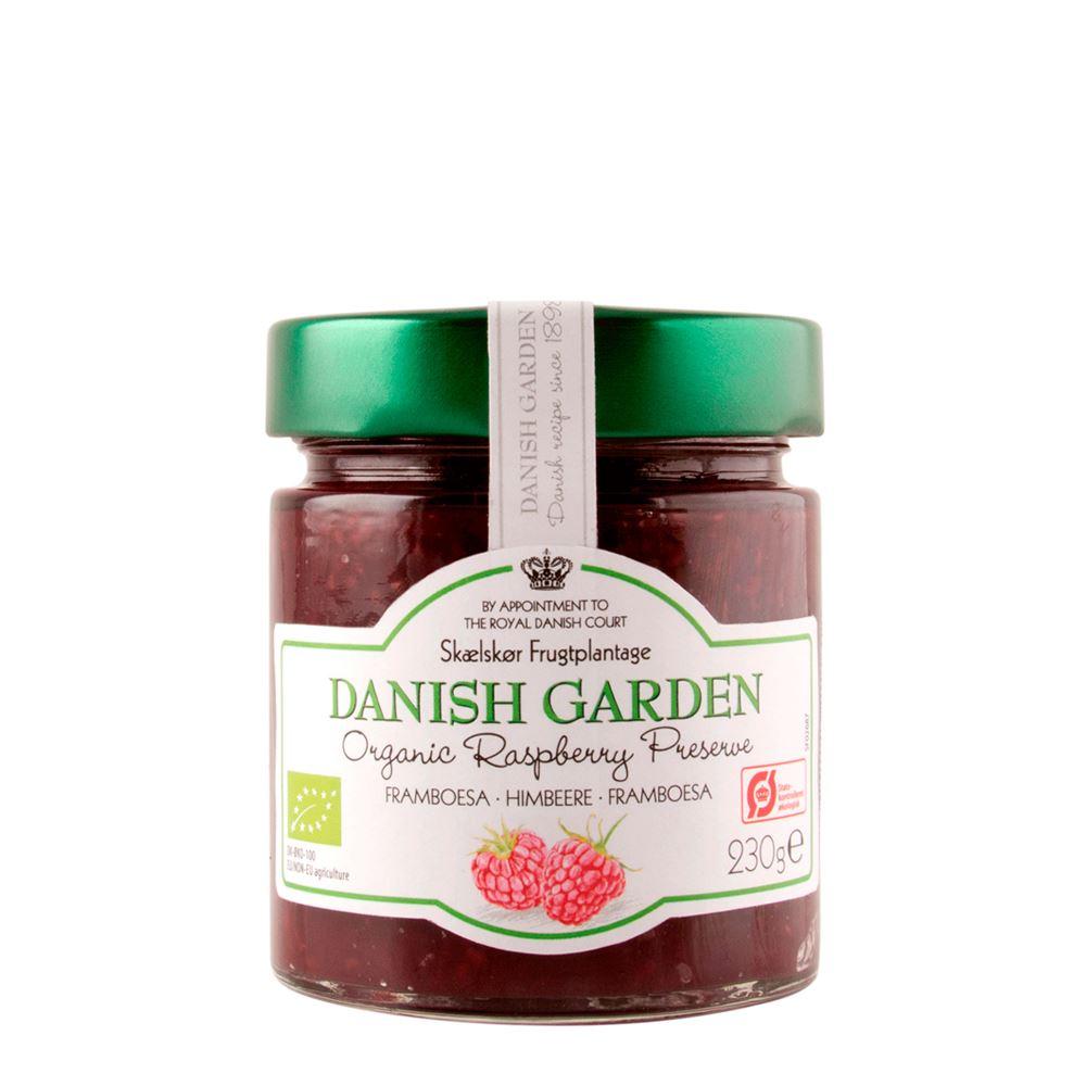 Danish Garden (Organic) Raspberry Preserve