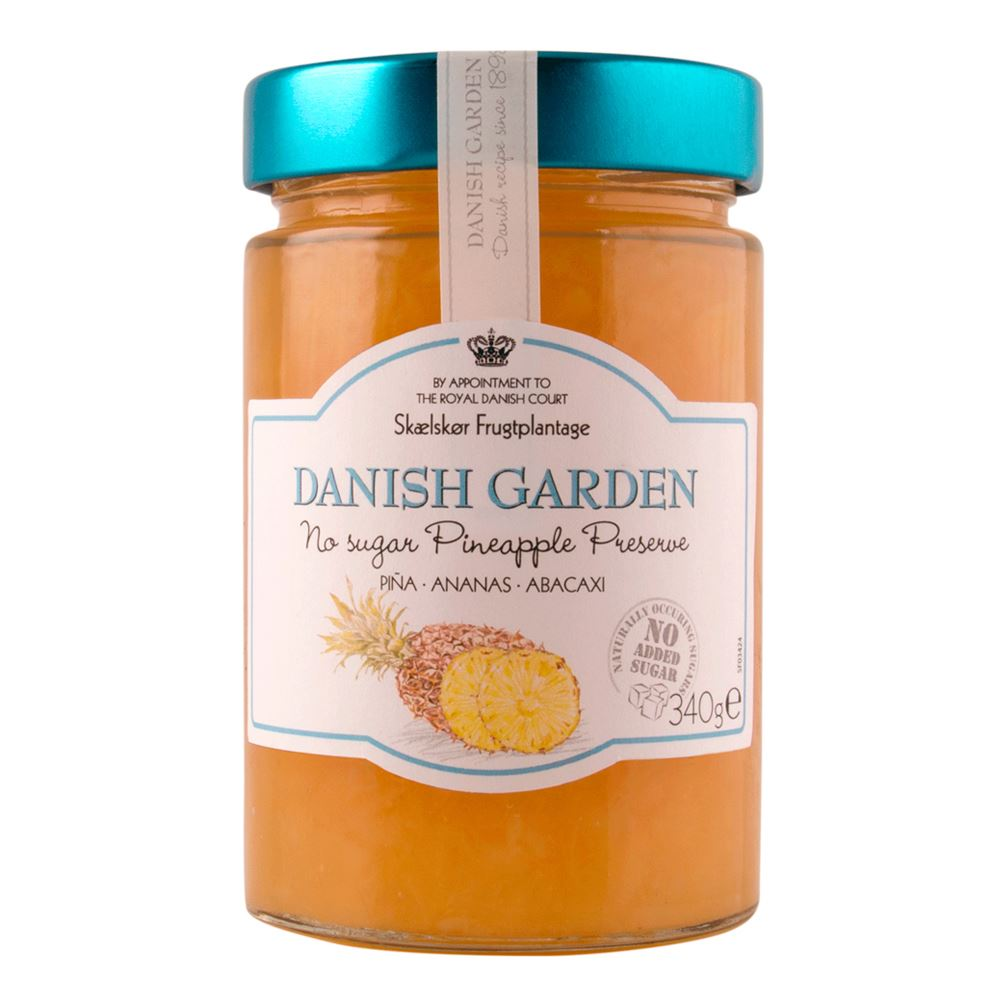 Danish Garden (No Sugar Added) Pineapple Preserve