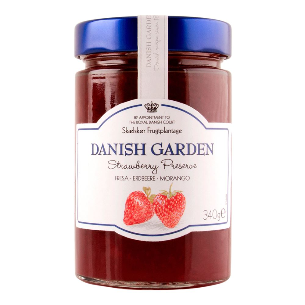 Danish Garden (Classic) Strawberry Preserve