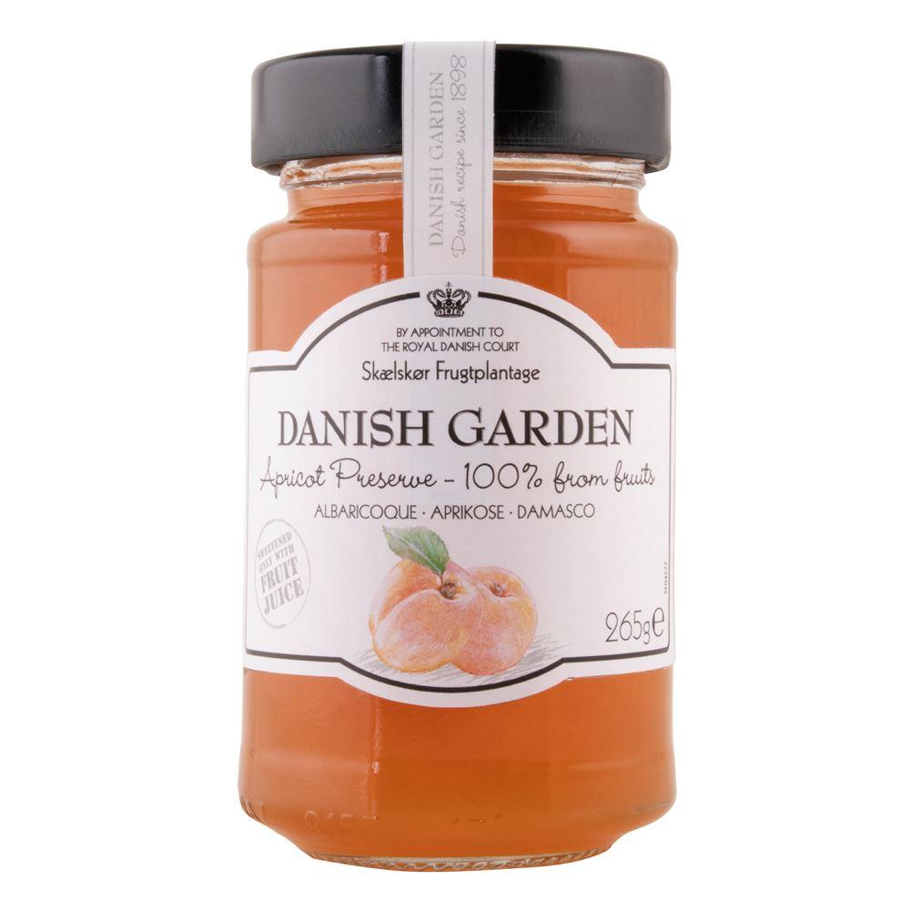 Danish Garden (100%) Apricot Preserve