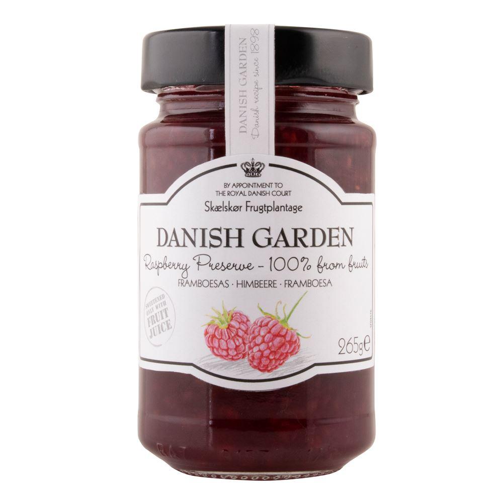 Danish Garden (100%) Raspberry Preserve