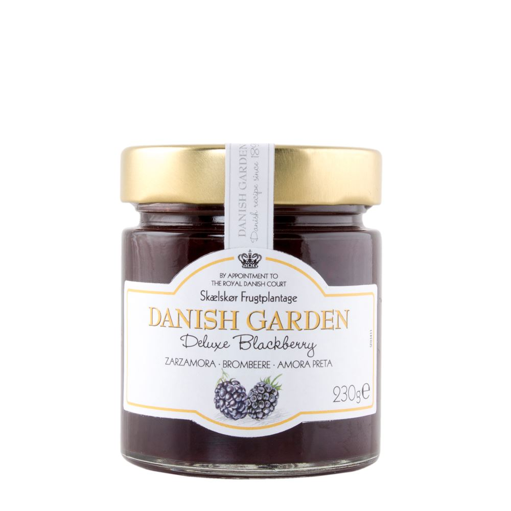 Danish Garden (Deluxe) Blackberry Preserve