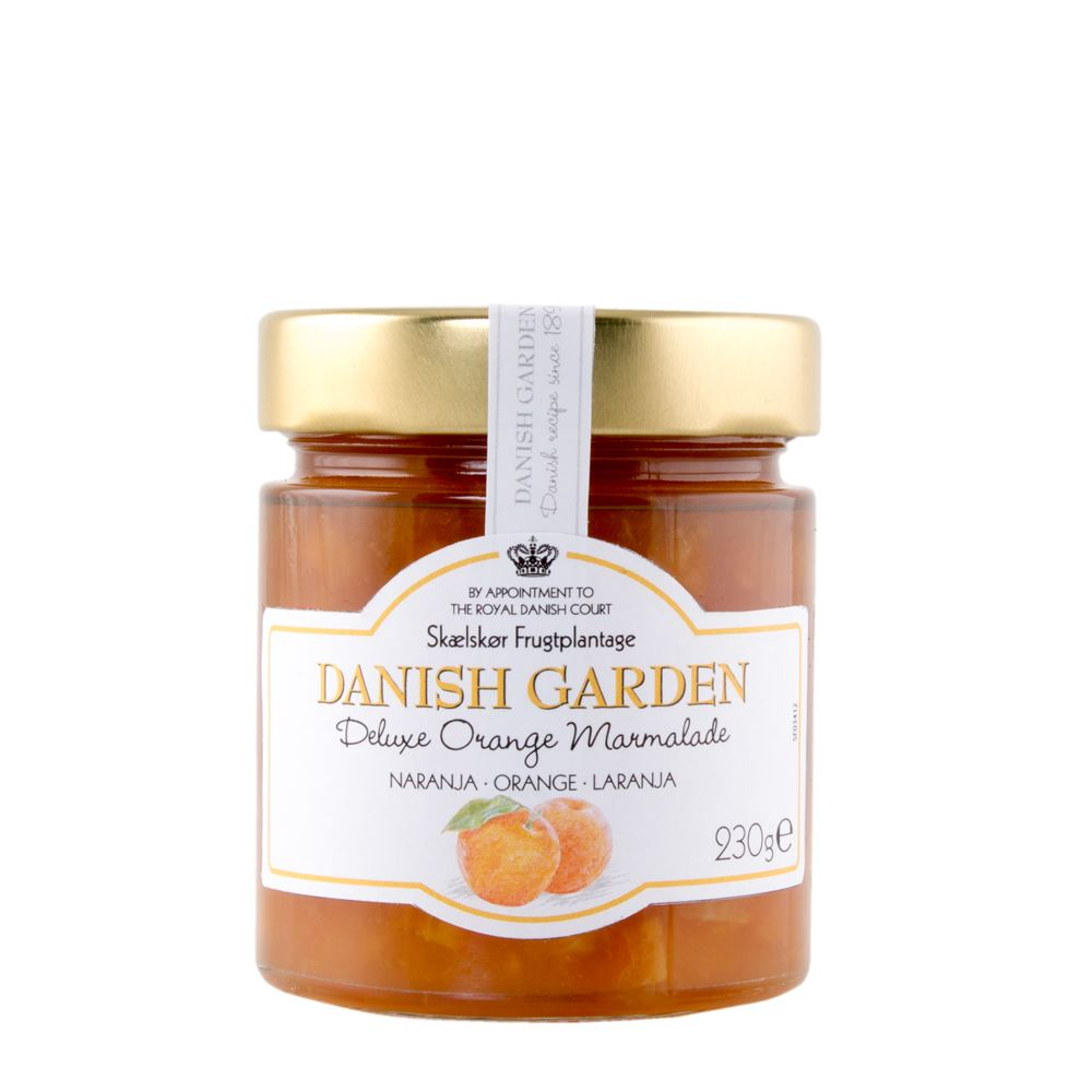 Danish Garden (Deluxe) Orange Marmalade Preserve