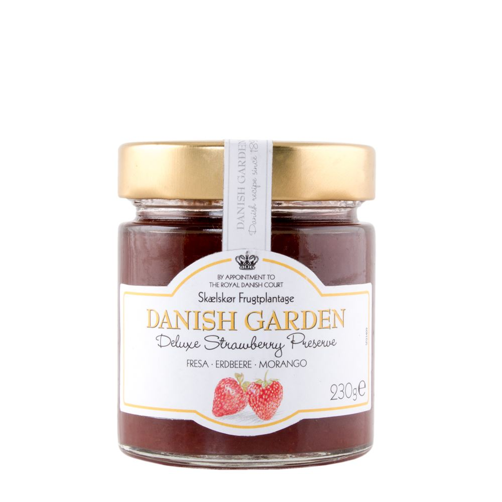 Danish Garden (Deluxe) Strawberry Preserve