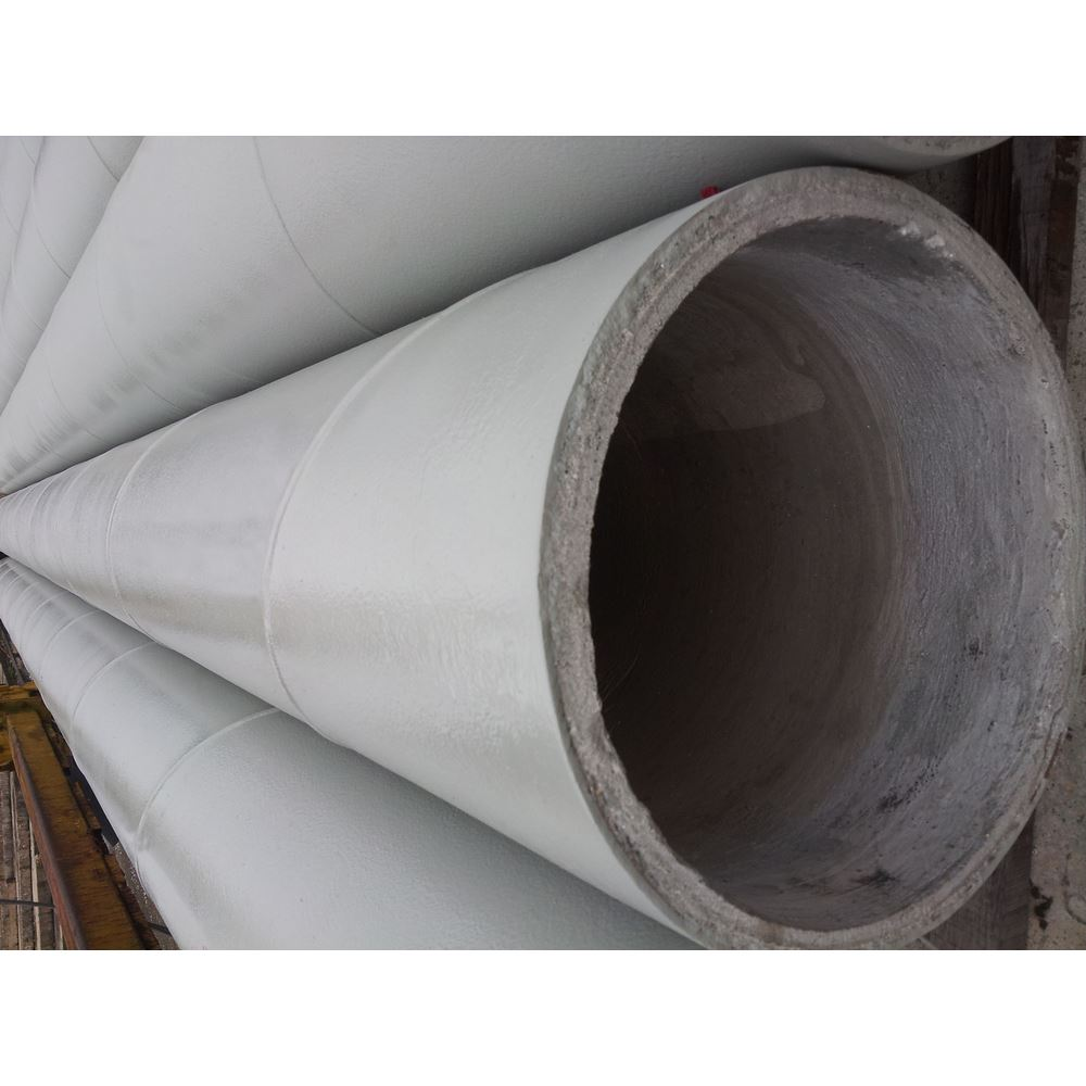 Epoxy Lined Pipe