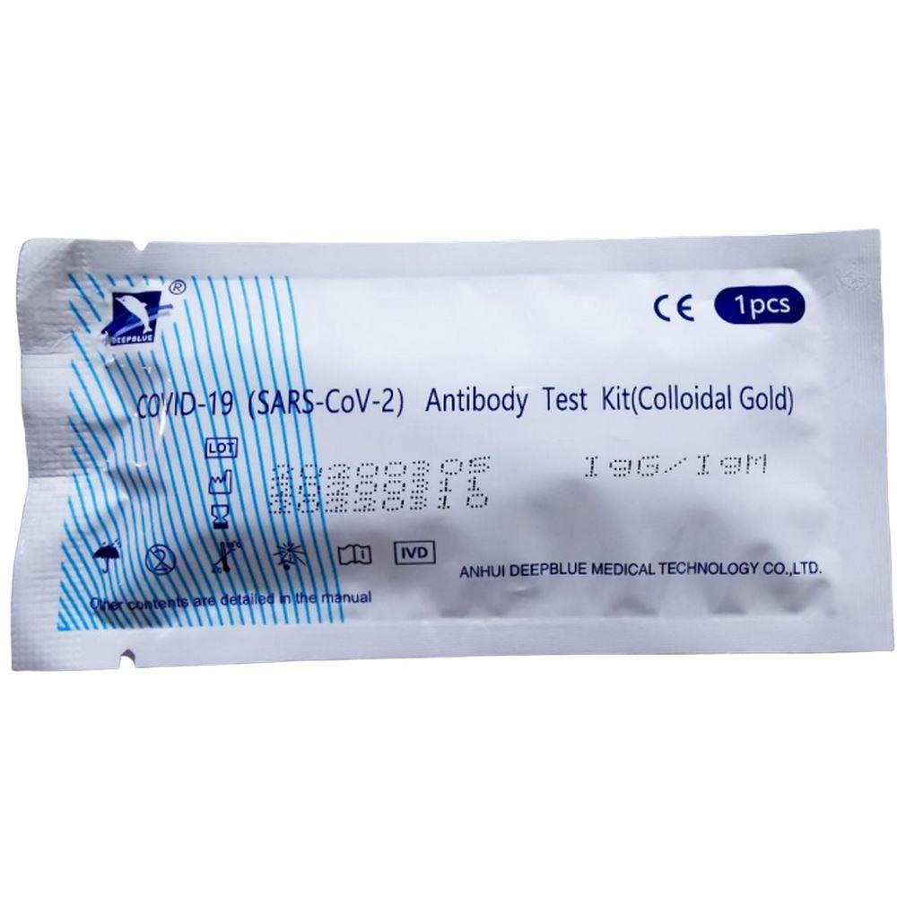 COVID-19 (SARS-CoV-2) Antibody Test Kit(Colloidal Gold)