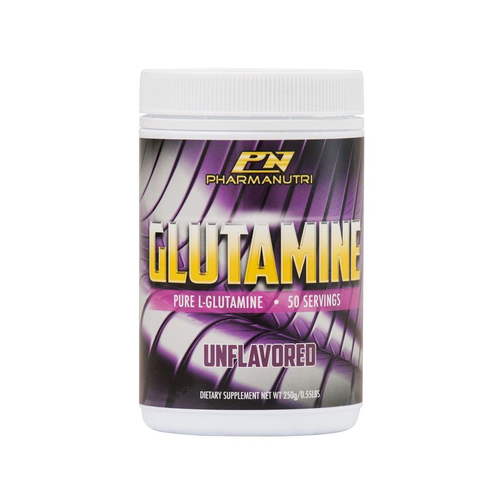 Pharmanutri Glutamine 250g, 50 Servings
