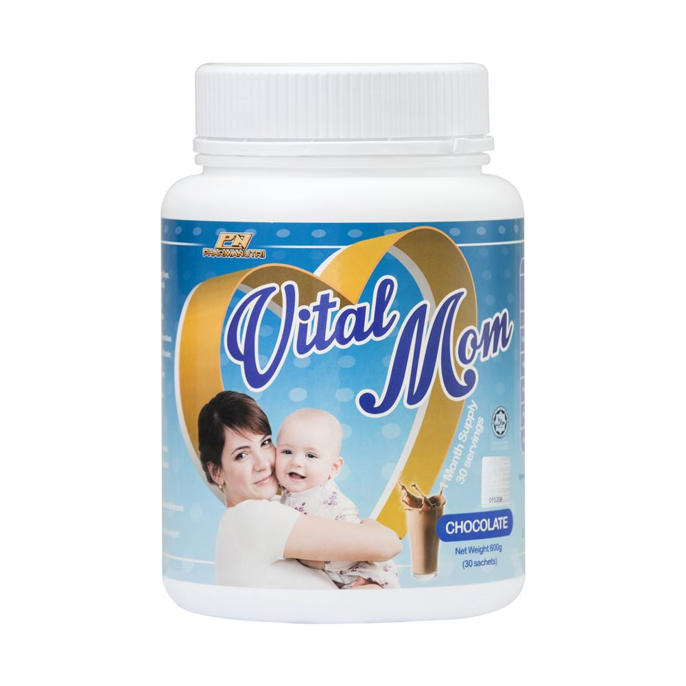 Vital Mom Milk Booster