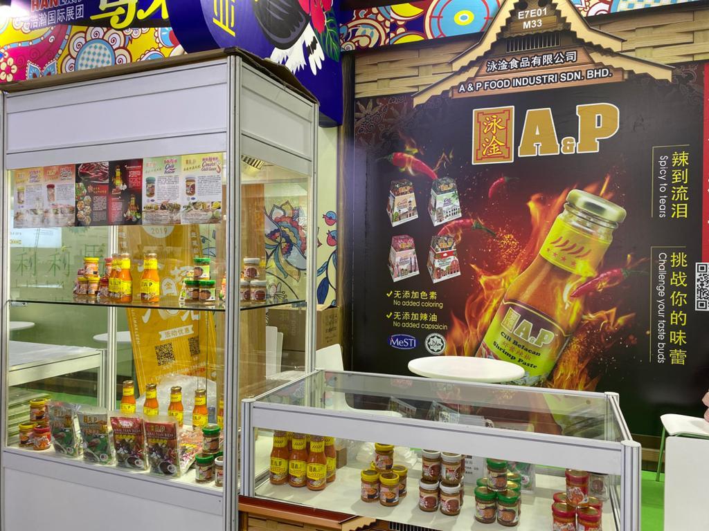 A&P Food Industri Sdn Bhd