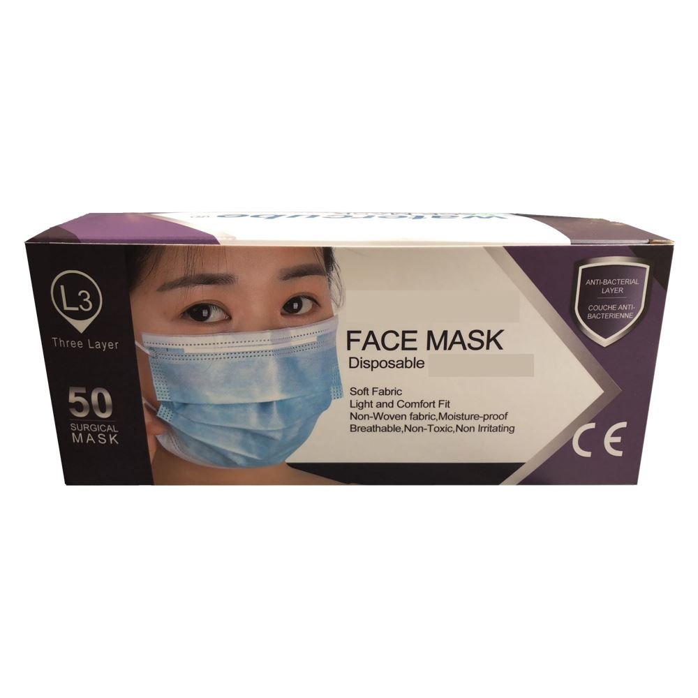3ply Surgical Face Mask (Premium Grade)