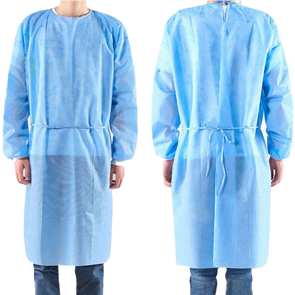 Disposable Medical Isolation Suit