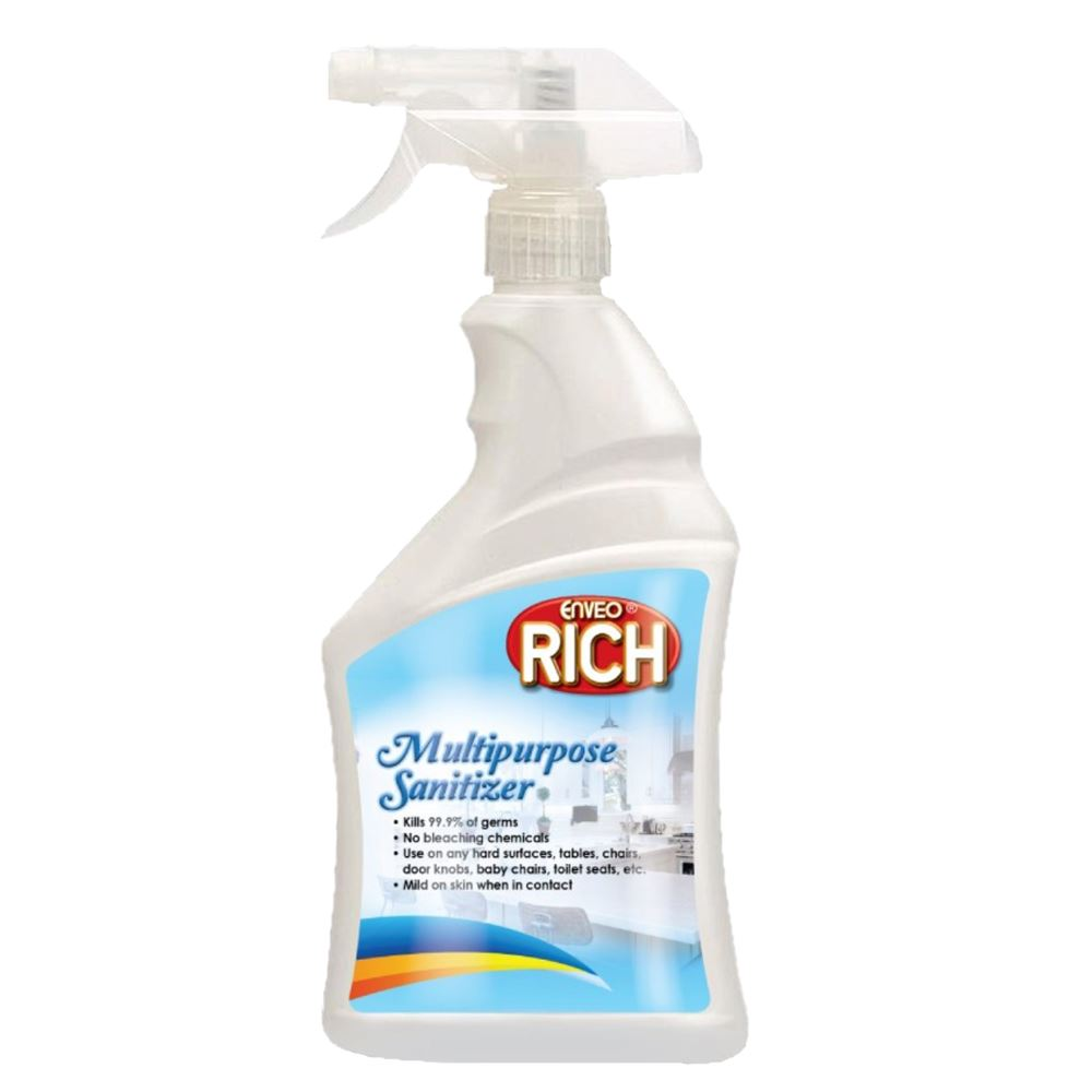 Enveo Rich Multipurpose Surface Sanitizer 500ml