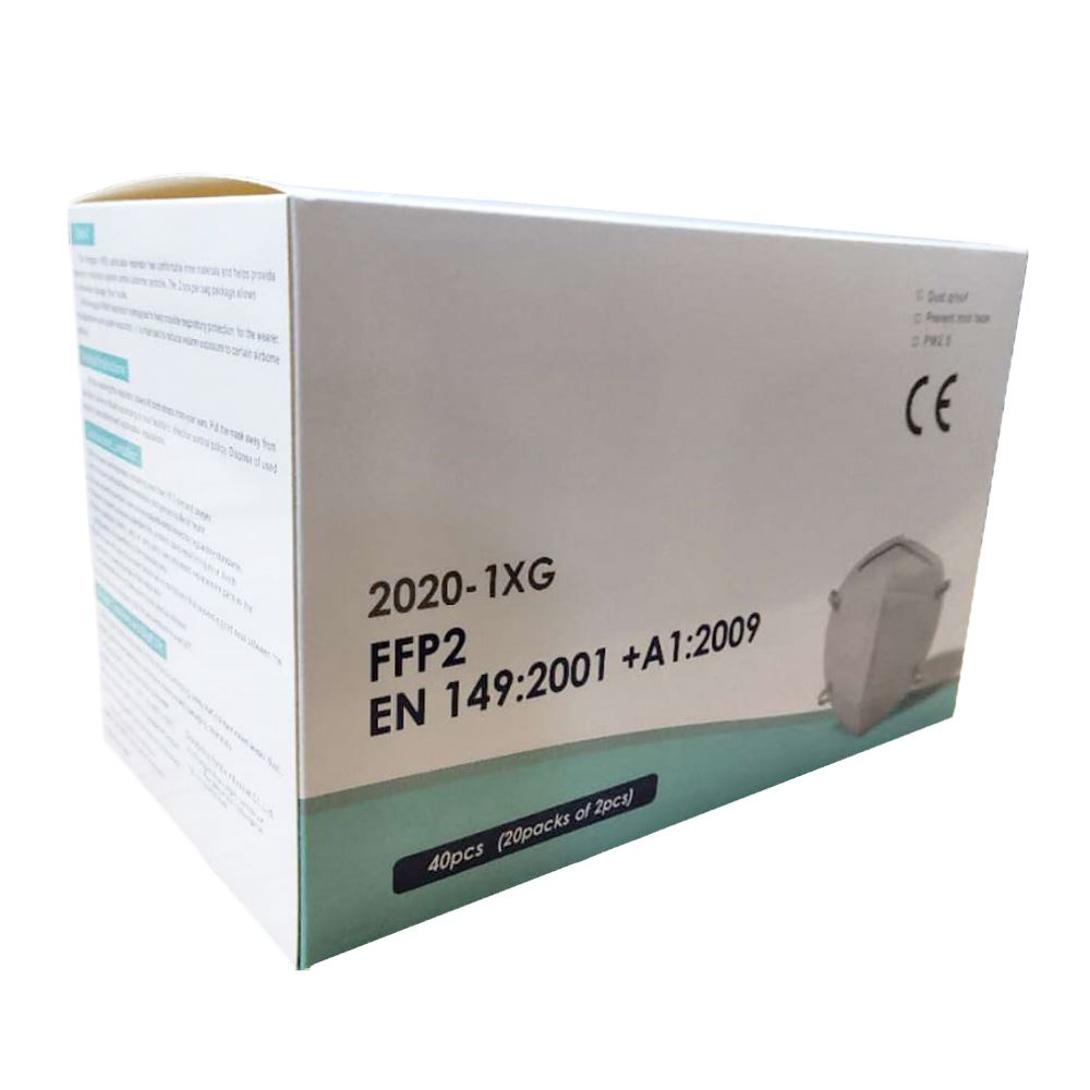 4ply FFP2 Surgical Mask (Premium Grade)