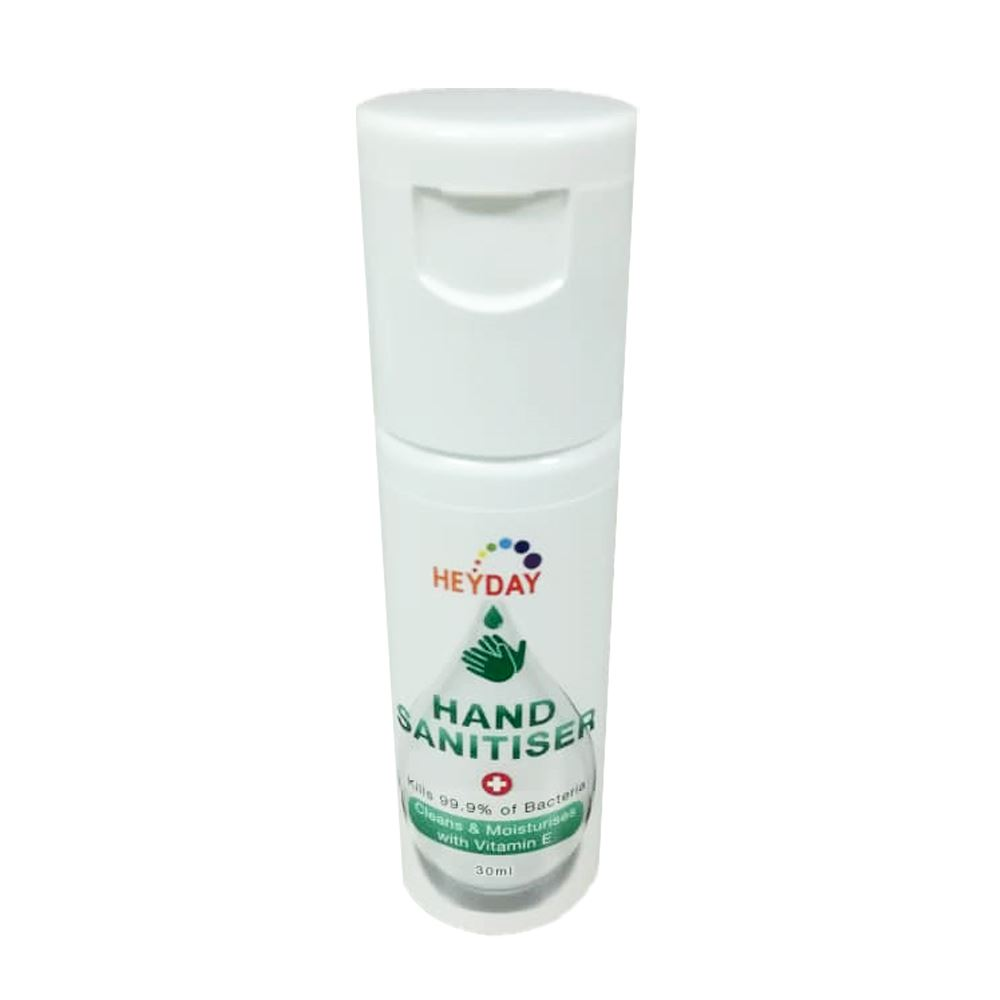 HEYDAY Hand Sanitiser 30ml