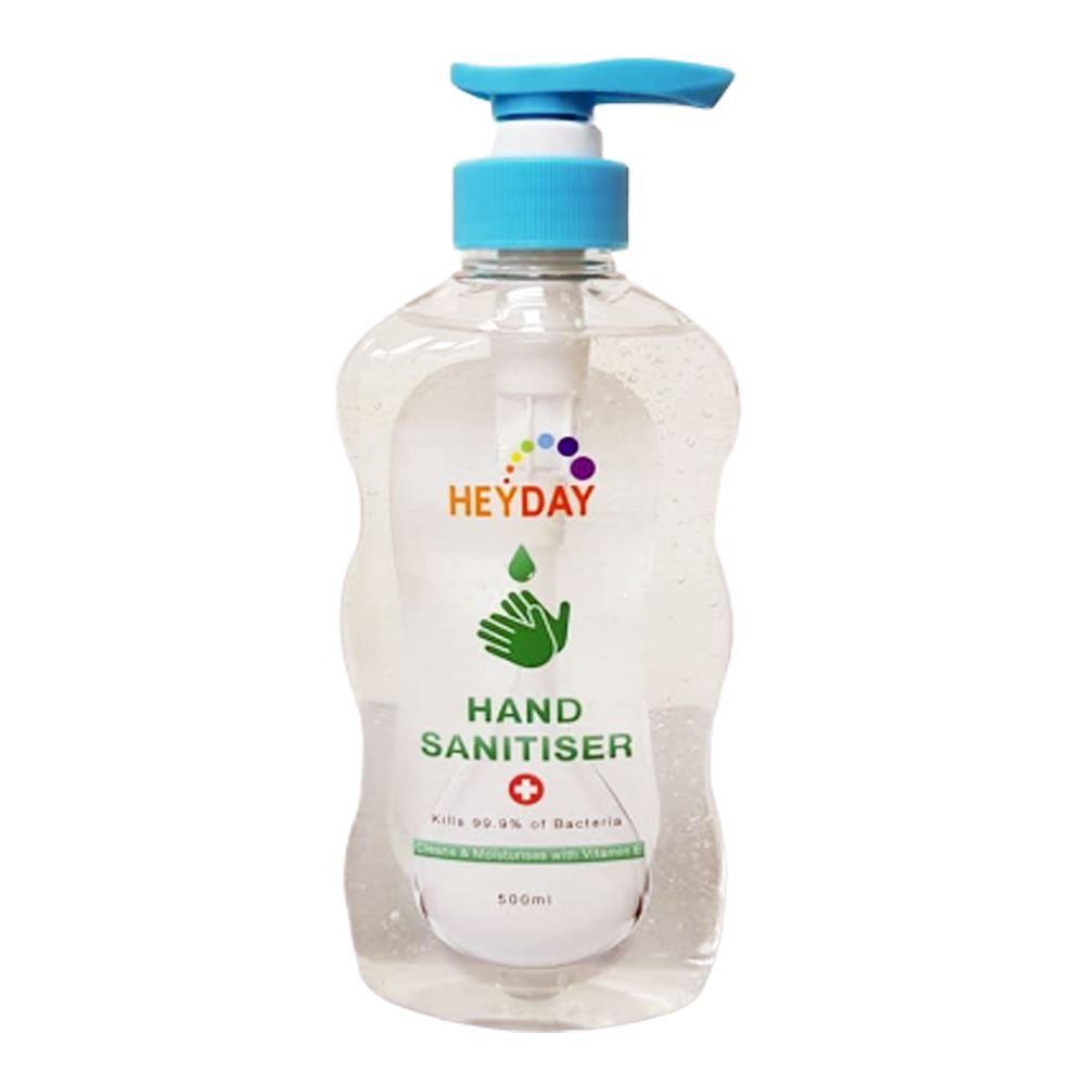 HEYDAY Hand Sanitiser 500ml
