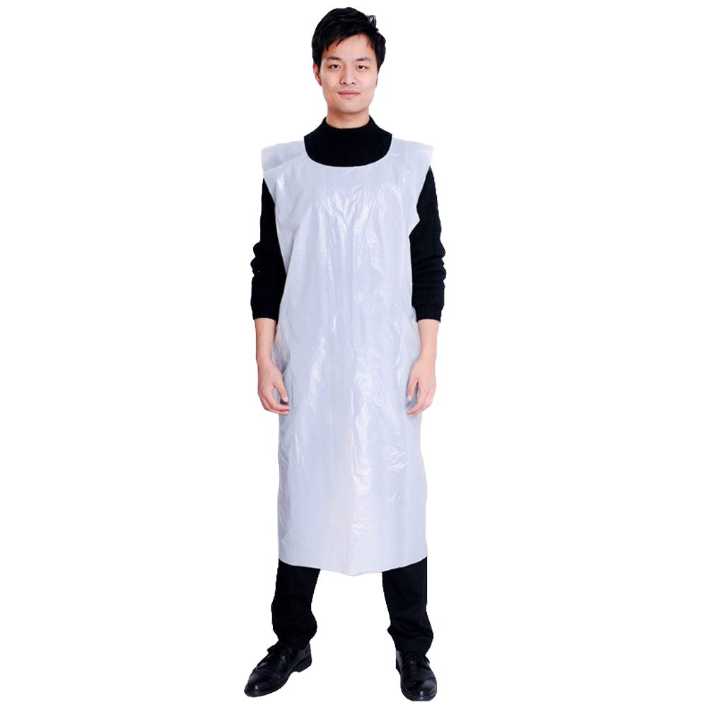 Medical Apron HDPE / LDPE