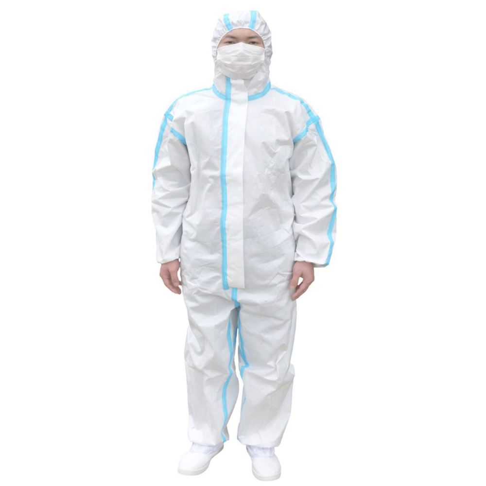 Personal Protective Equipment (PPE) Grown / Coverall - Sterile