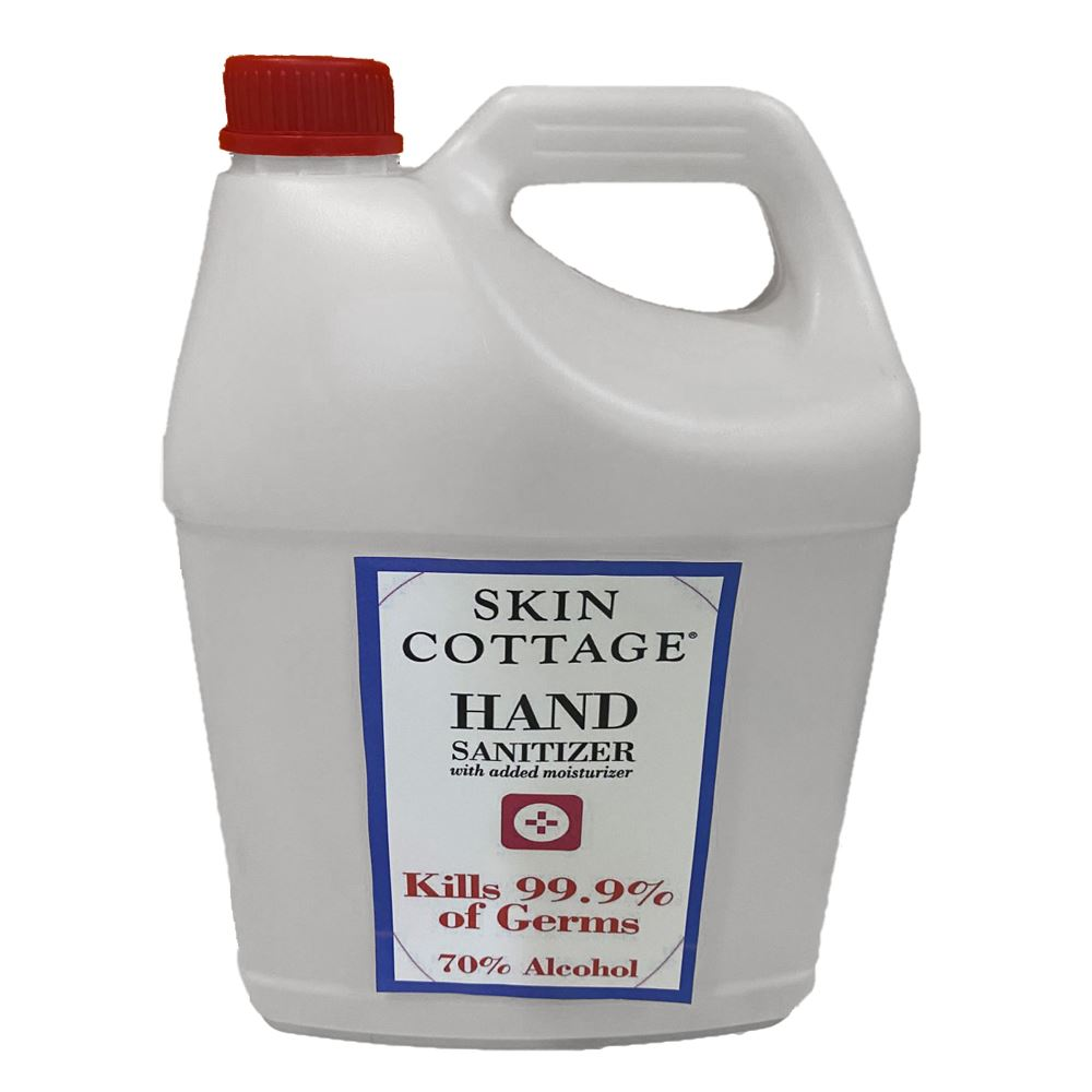 Skin Cottage Hand Sanitizer 5L
