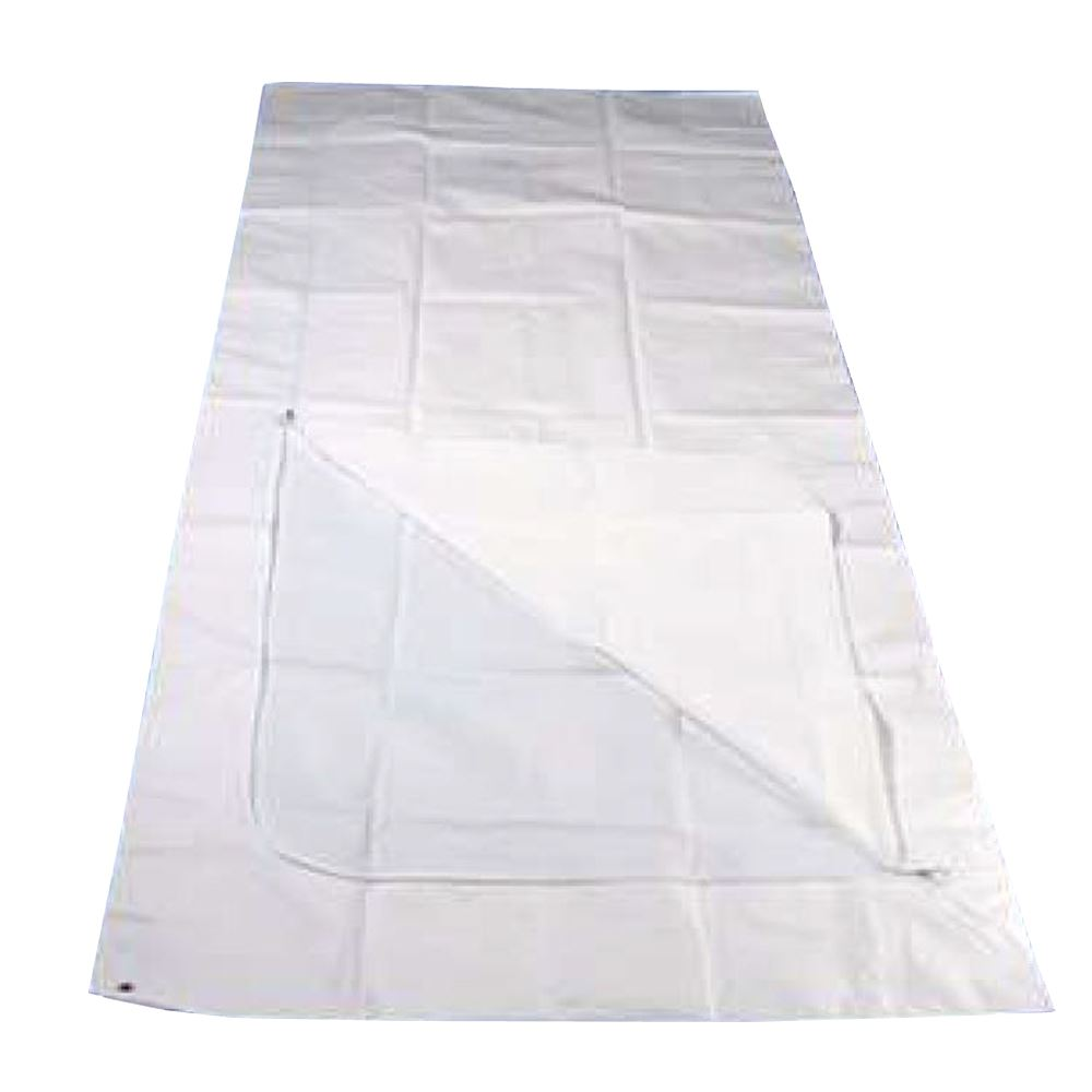 PVC White Body Bag