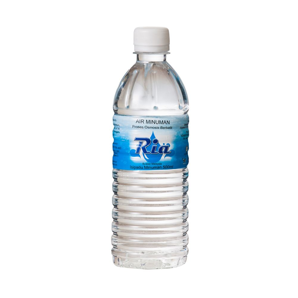 RIA Mineral Water 500ML