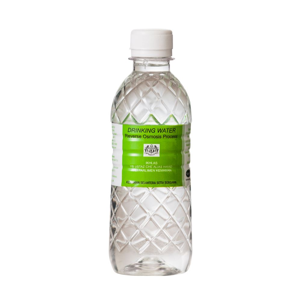 350ml IKHLAS Mineral Water