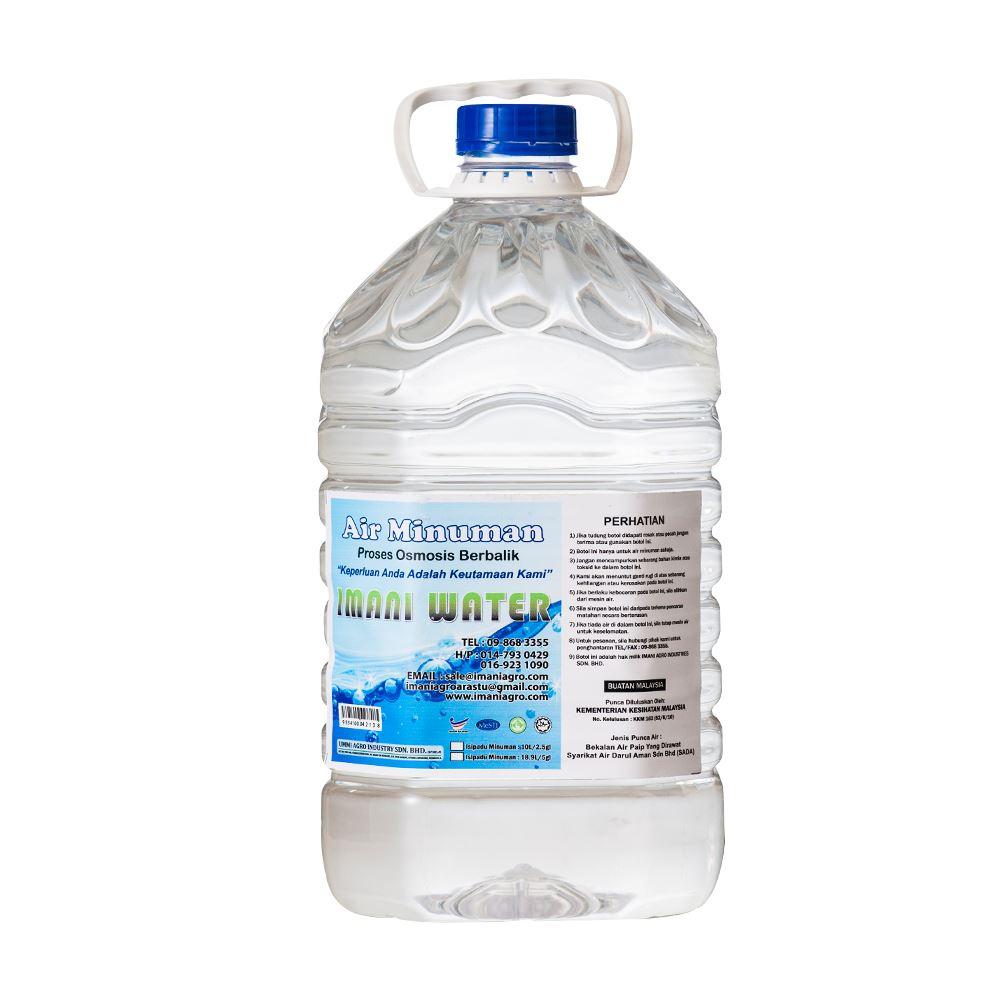 IMANI Mineral Water 10L