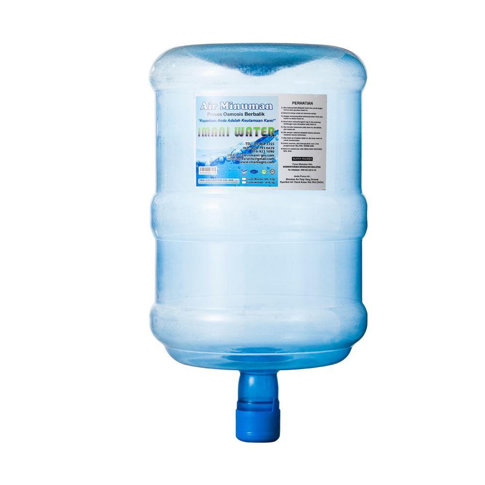 IMANI Refill Water 18.9L / 5 Gallon