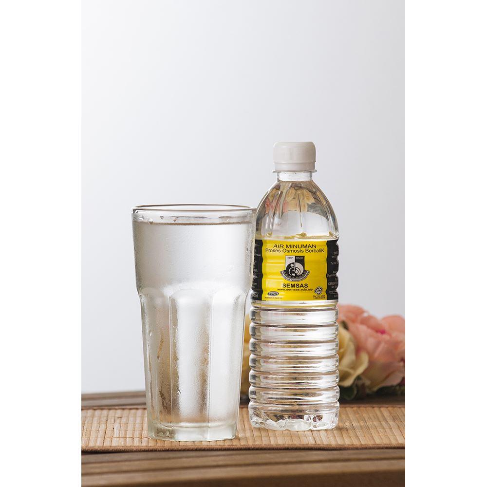 SEMSAS Mineral Water 500ML