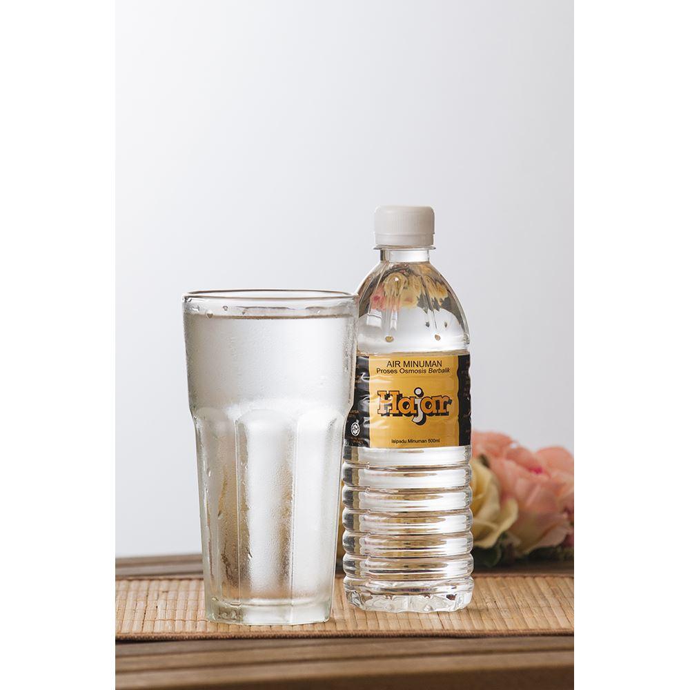 HAJAR Mineral Water 500ML