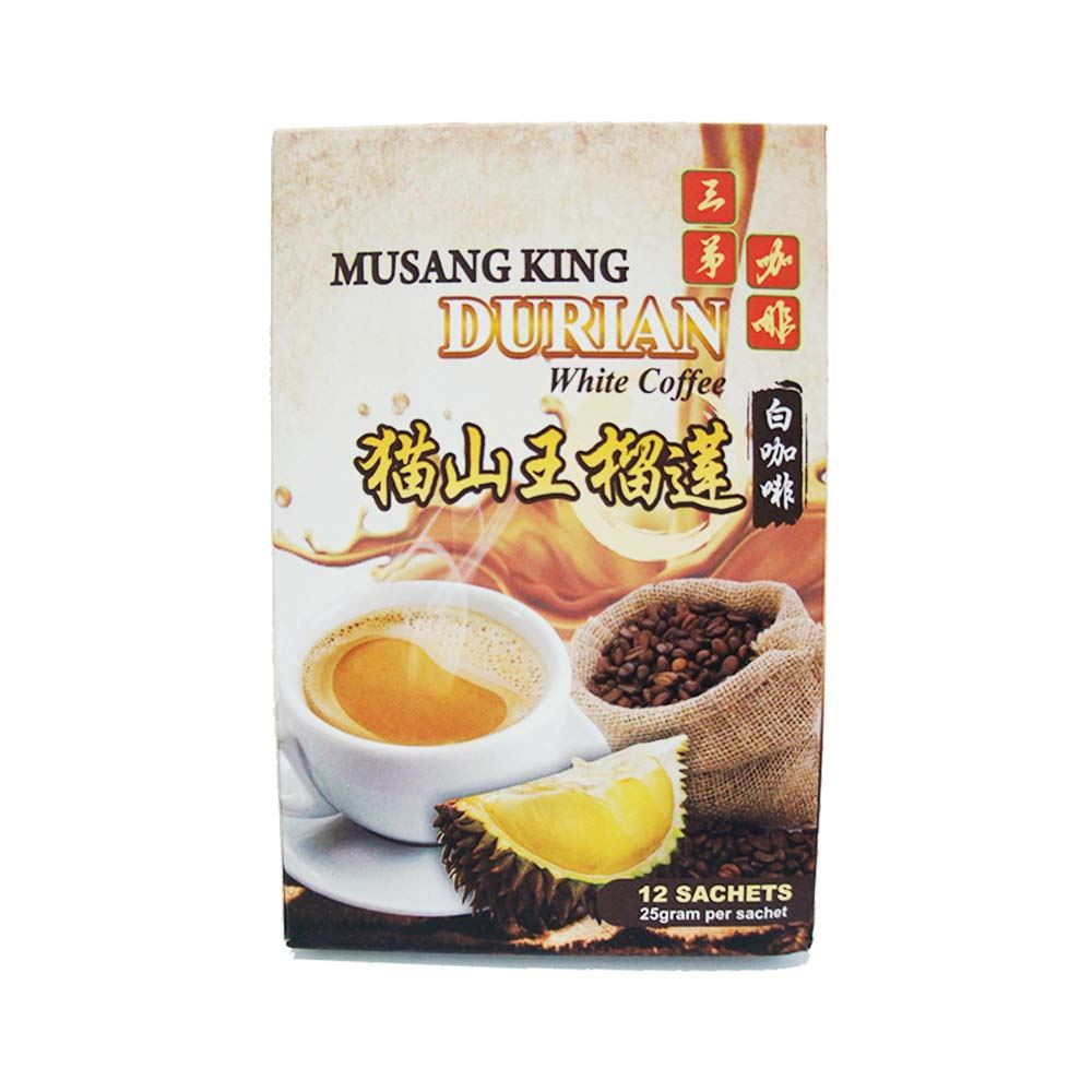 Musang King White Coffee