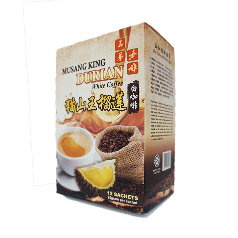 Musang King White Coffee