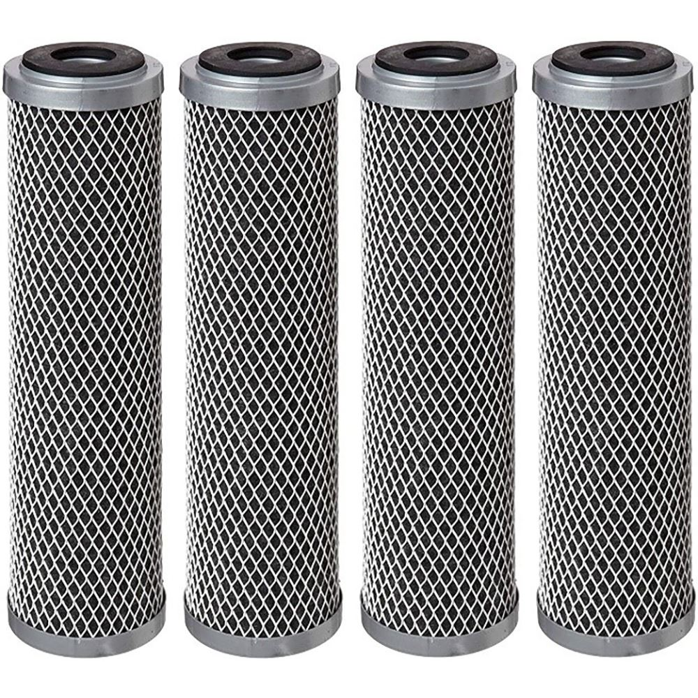 SYSFLO Activated Carbon Series Carbon Block Cartridge Filter