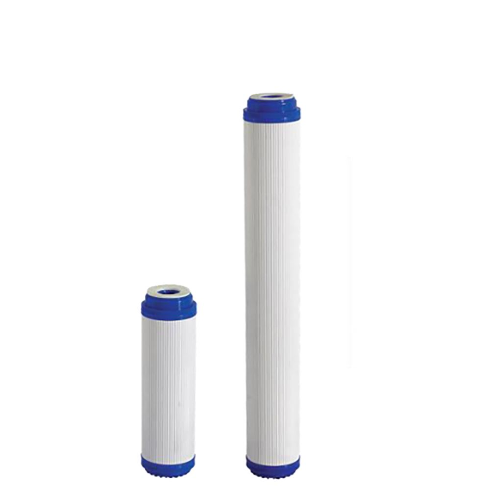 SYSFLO GAC Series Granular Activated Carbon Cartridge Filter