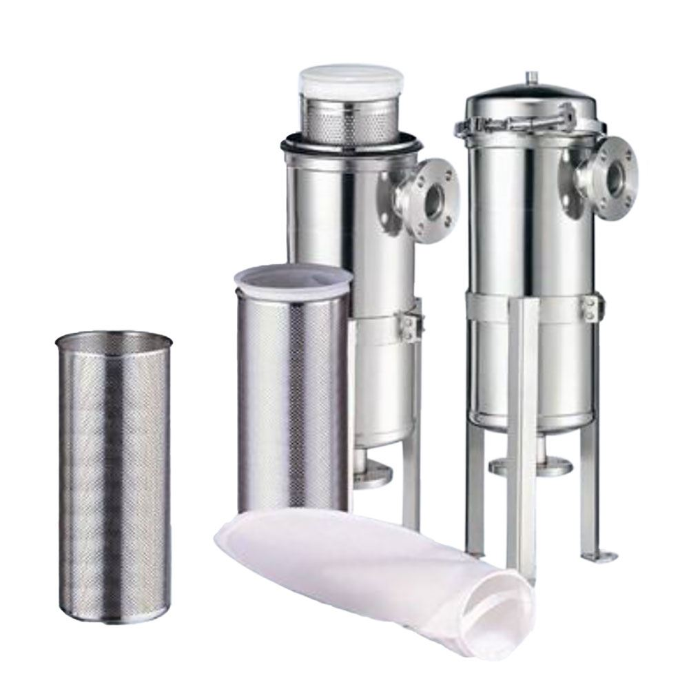 SYSFLO PL Series Single Bag Stainless Steel Filter Housing