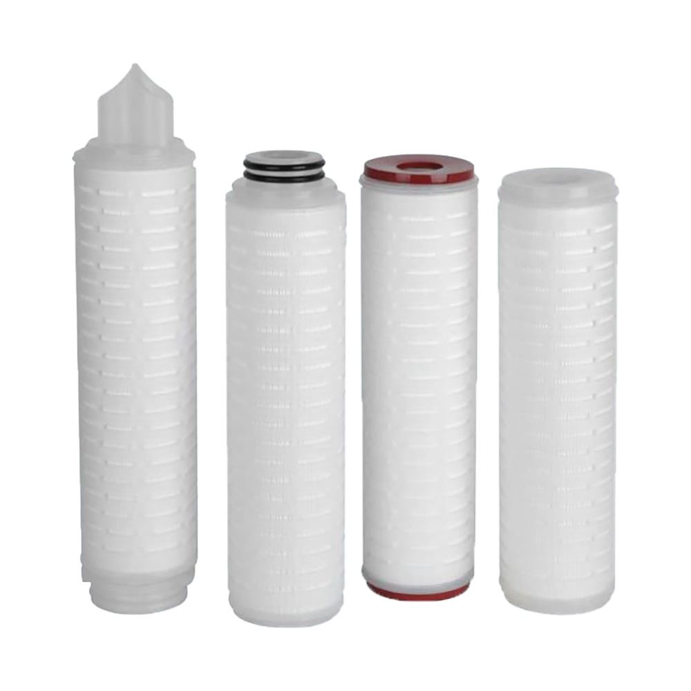 SYSFLO PolyPURE IMPACT Series Absolute Rated Polypropylene Pleated Cartridge Filter