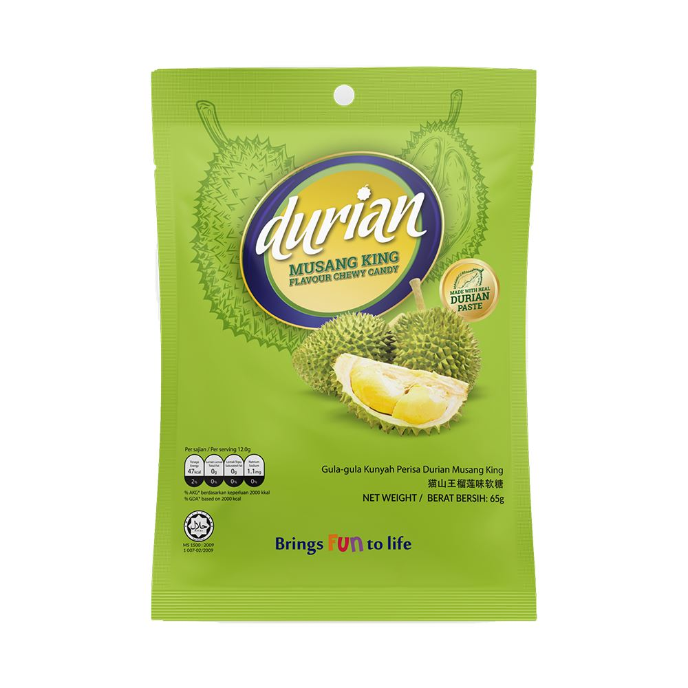 Tropical Series - Musang King Durian