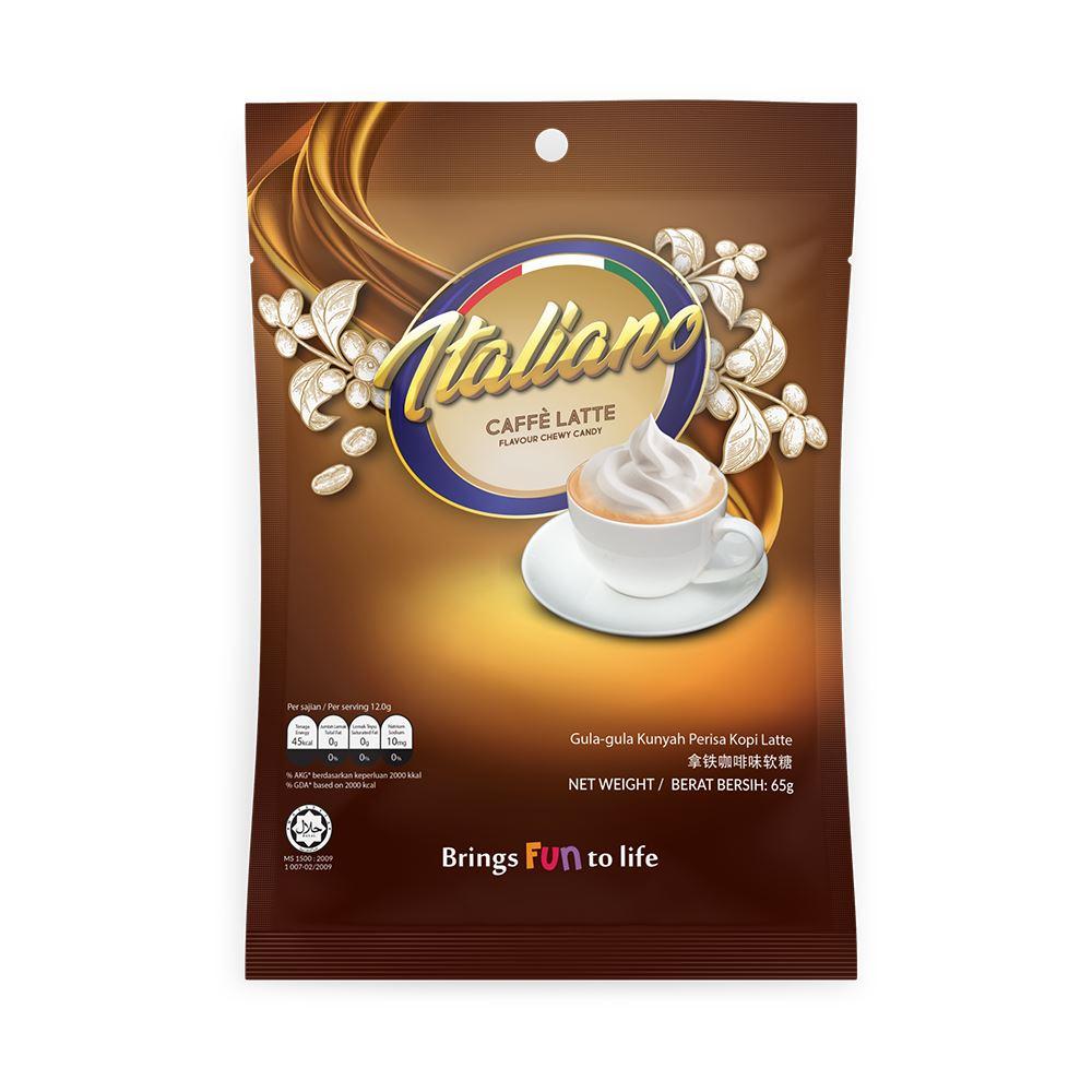 Coffee Series - Caffe Latte