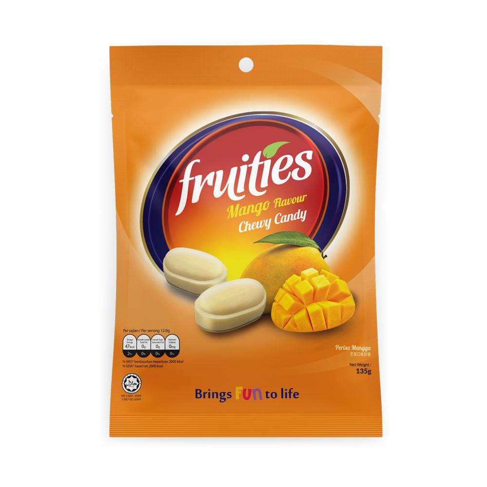 Fruities Mango Chewy Candy (135g)