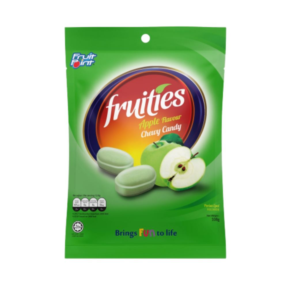 Fruities Series - Apple (108g)