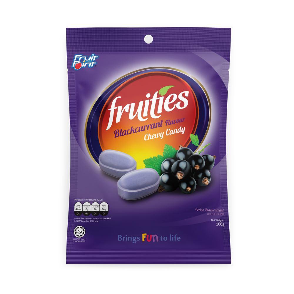 Fruities Series - Blackcurrant (108g)