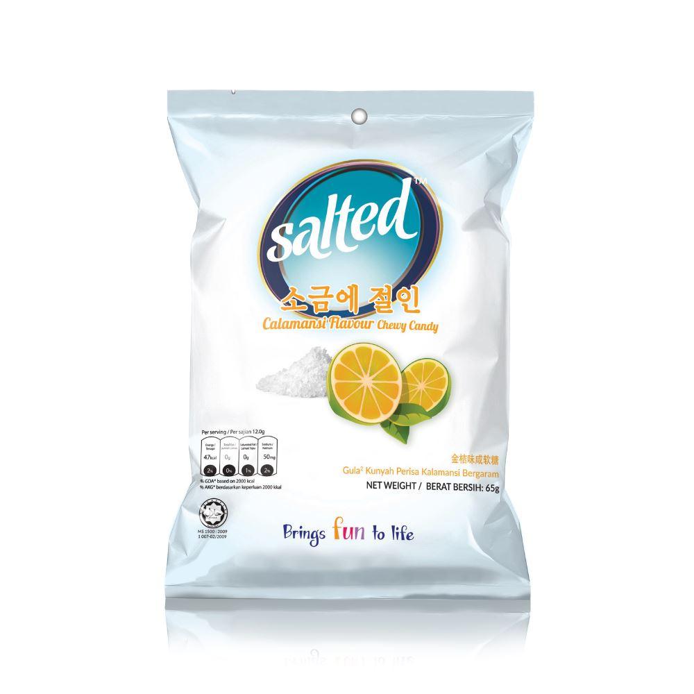 Salted Series - Salted Calamansi (65g)