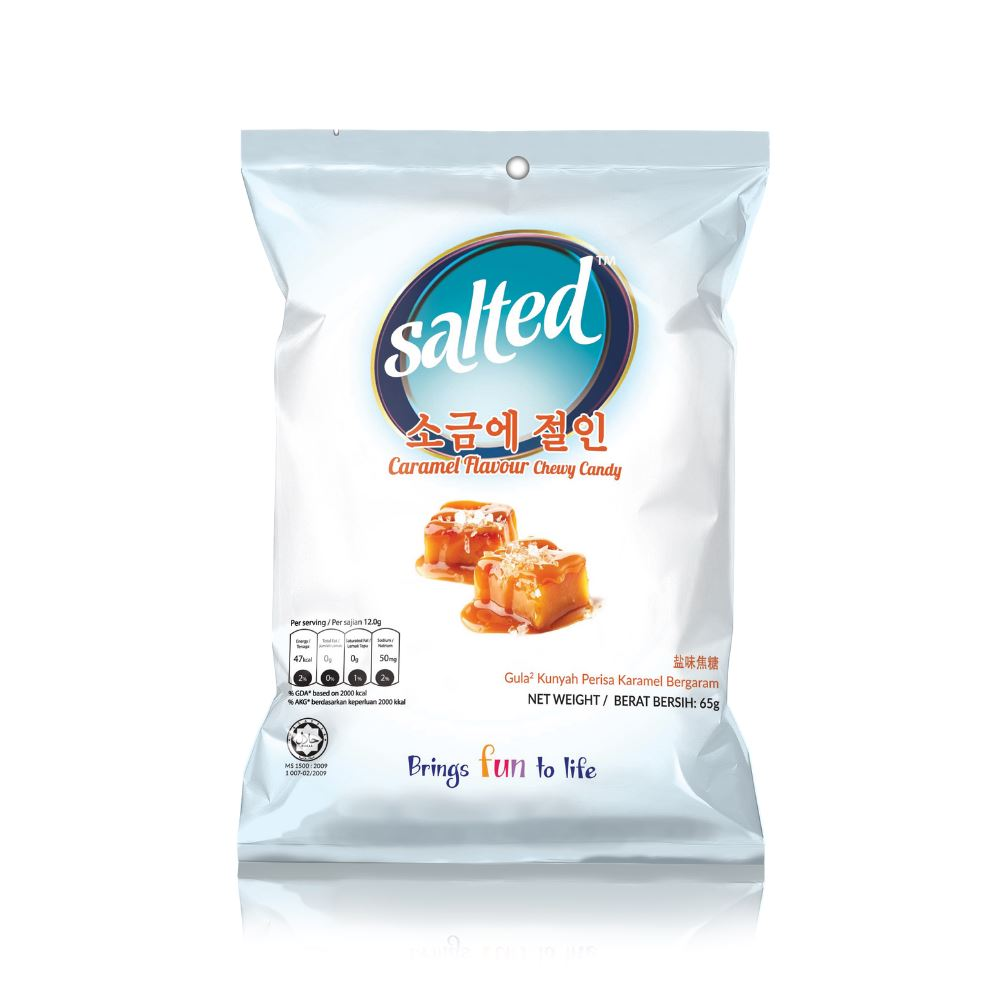 Salted Series - Salted Caramel (65g)