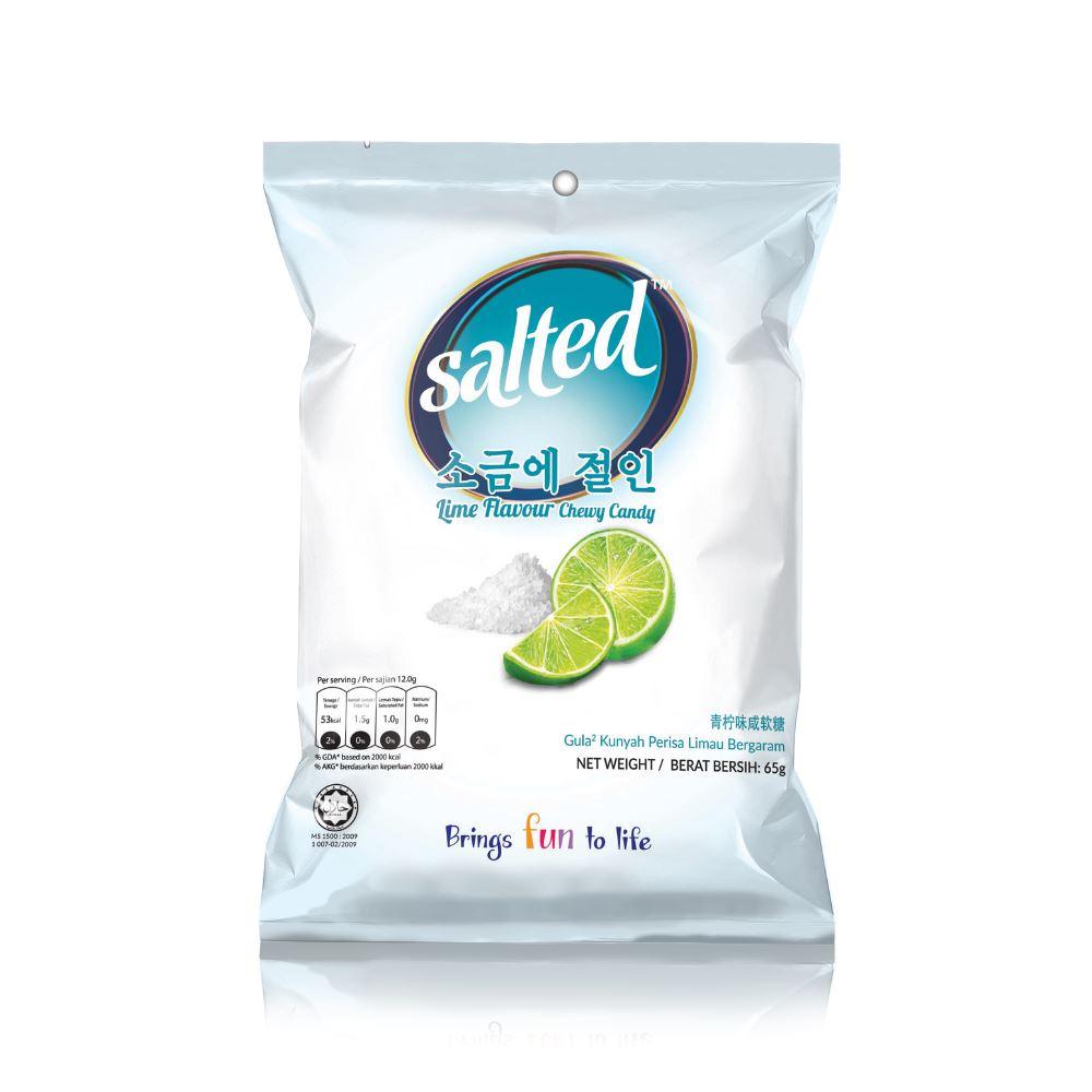 Salted Series - Salted Lime (65g)