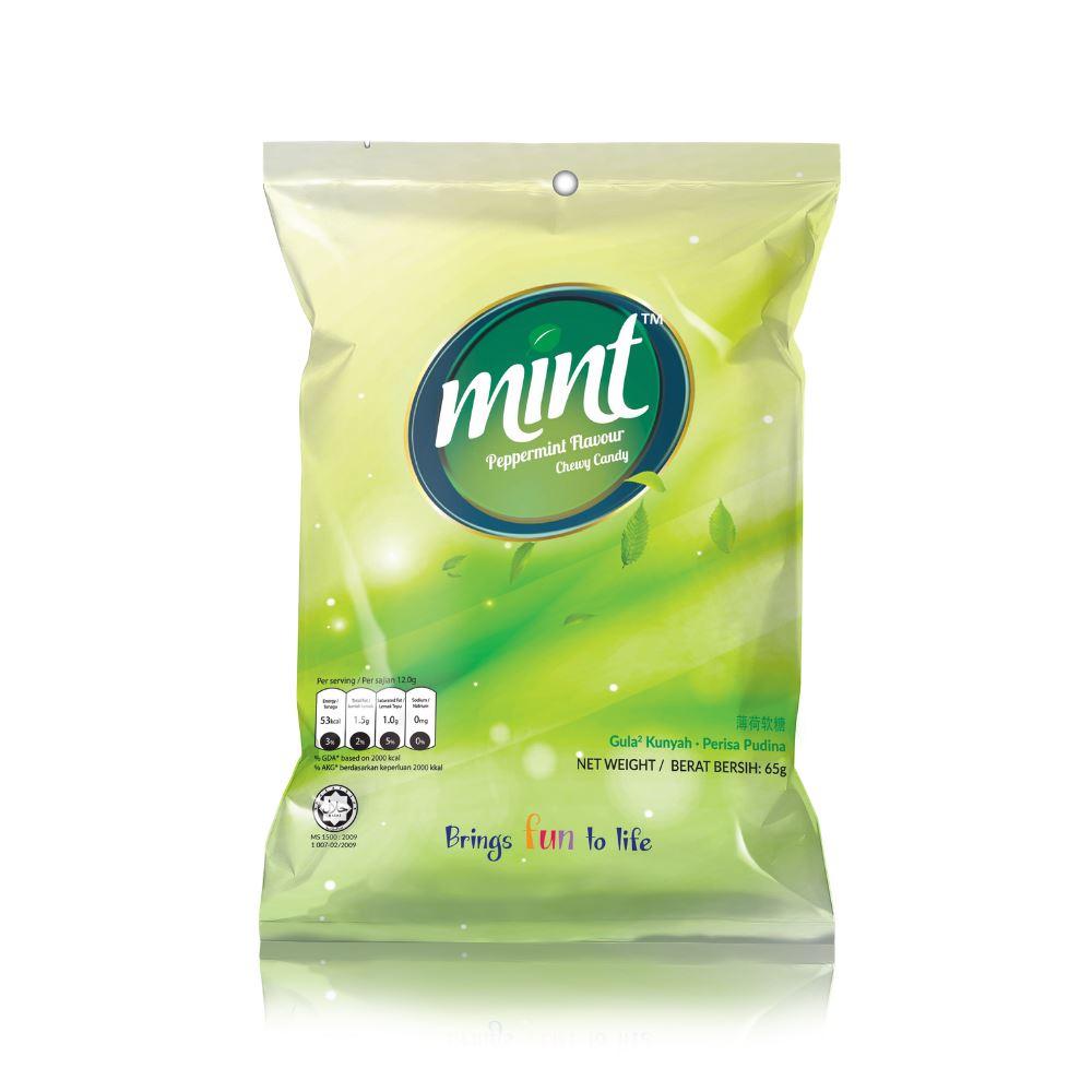 Mint Series - Peppermint (65g)