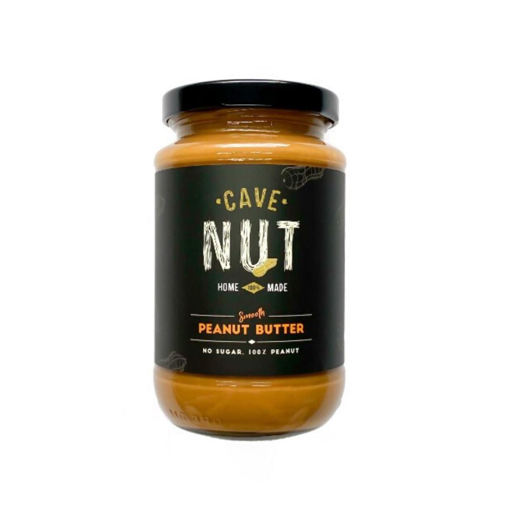 Peanut Butter Jar, Zero Smooth